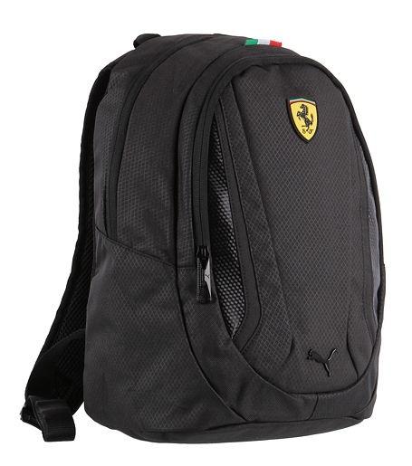 Malý batoh Puma Ferrari černý Batoh Puma Ferrari - klikněte pro větší náhled e2c82cb23d