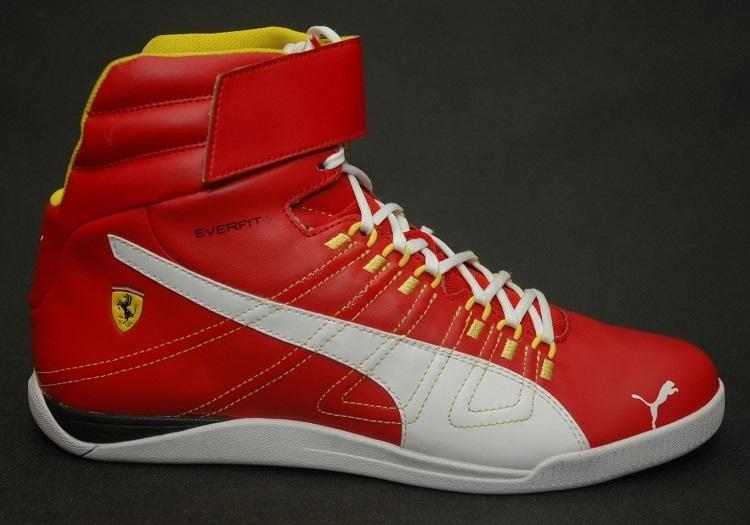 c06631a77fb Pánské kotníkove boty Puma Ferrari