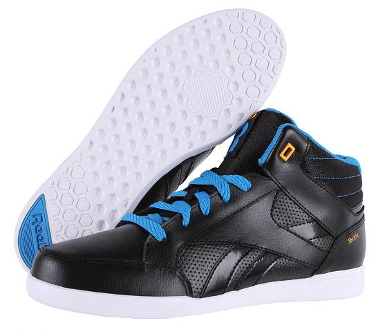 Kotníkové boty značky Reebok d7aee9f355