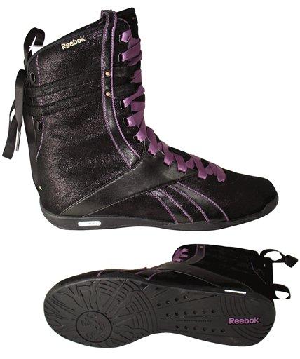 f84c6b2da40 Dámské boty Adidas Fortanima černé. Dámské kozačky Reebok CIRQUE DU SOLEIL  Boty Reebok CIRQUE DU SOLEIL - klikněte pro větší náhled