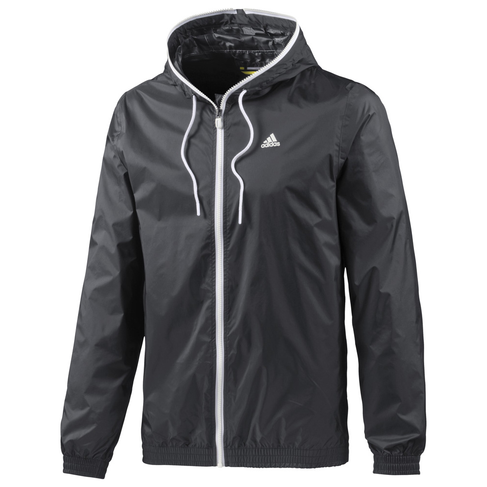 Pánská šustáková bunda T12 Team Adidas černá Pánská šustáková bunda Adidas  3S černá - klikněte pro e5652fce1d2