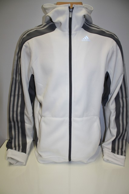 d12734e268 Mikina-bunda pánská Adidas Record FZ Hoody
