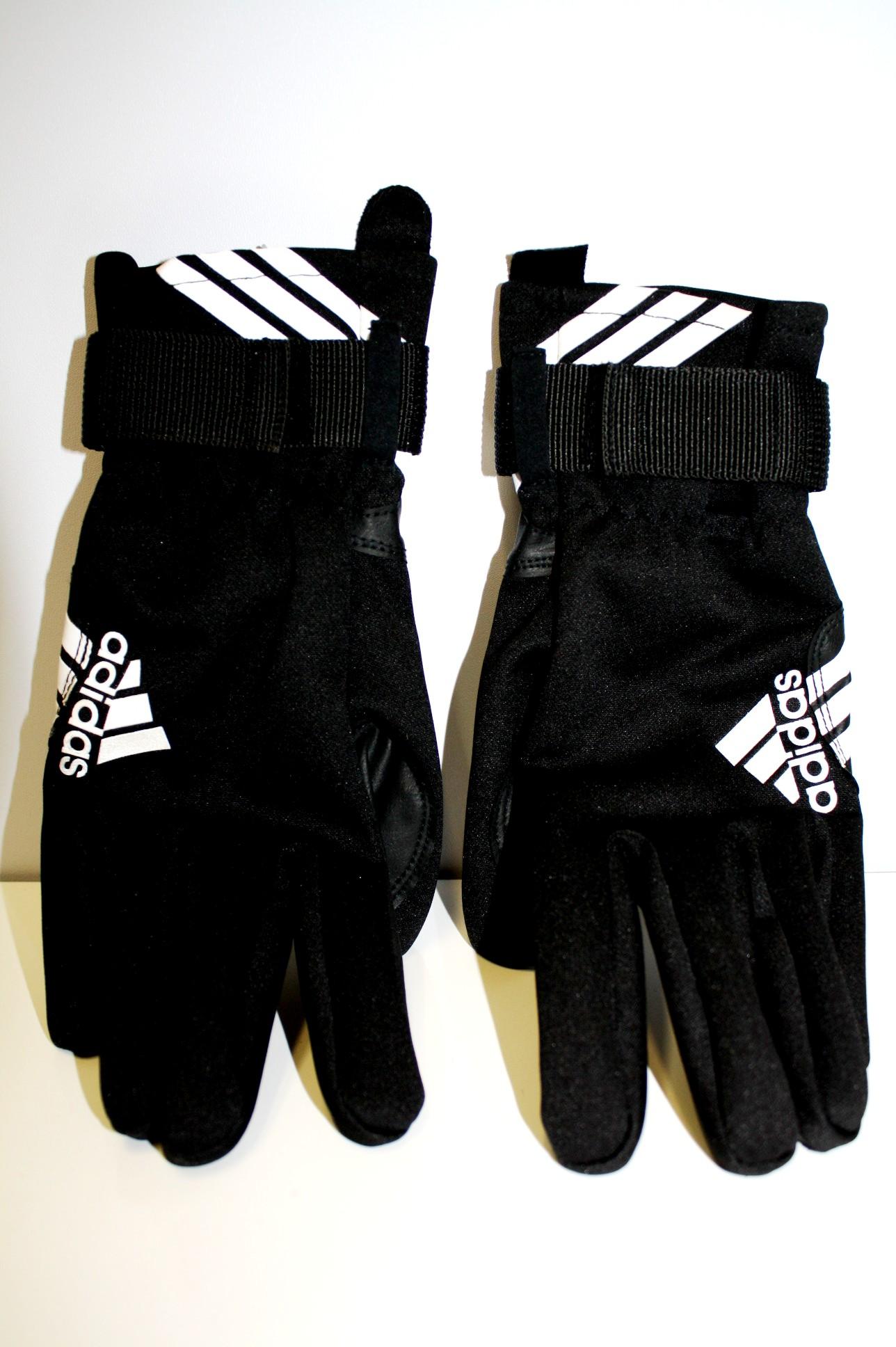 Rukavice Adidas Luge Glove černe Adidas Rukavice - klikněte pro větší náhled fa311a00e3