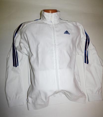 Pánská šustáková bunda T12 Team Adidas černá. Pánská Bunda adidas TS LS  Jacket O Bunda adidas TS LS Jacket O - klikněte pro a9a5c0a3292