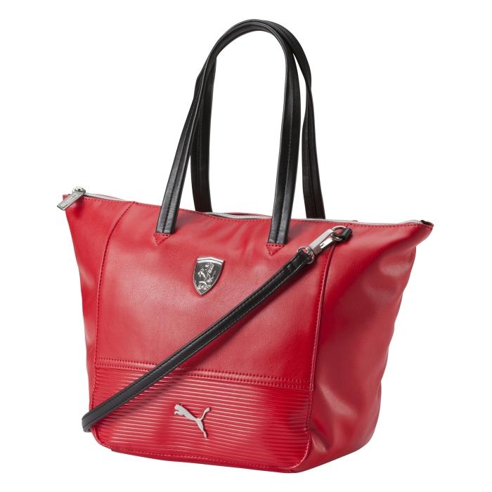 84abce83ef Kabelka Puma Ferrari červená