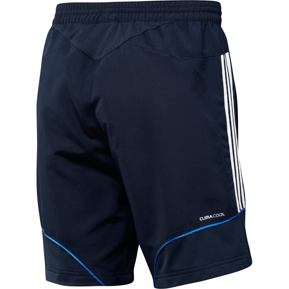 Pánské Kratasy Adidas T12 Team CLIMALITE modré cb68e4f024c