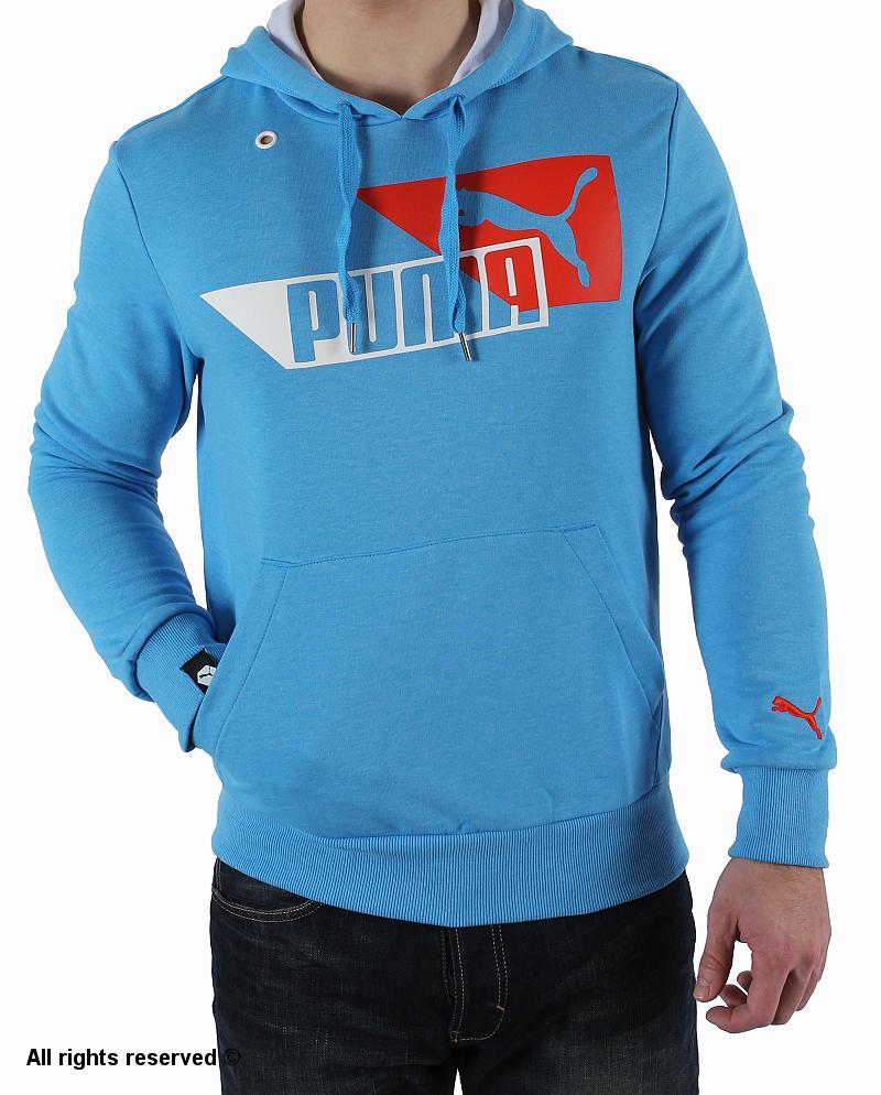 Pánská mikina Puma 720db45d214