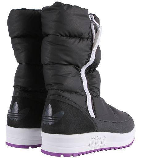 0a8693219ed Zimní boty Adidas Originals Snowparadise černé