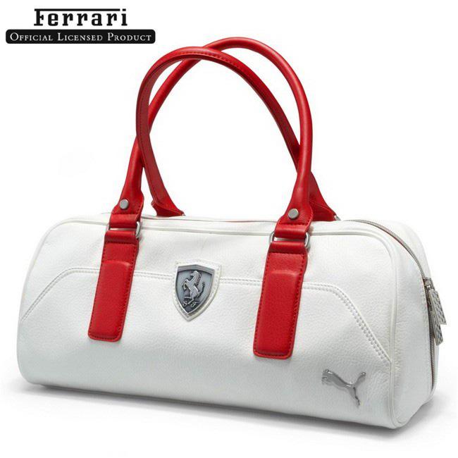 1a960f6991 ... Kabelka Puma Ferrari bílá - klikněte pro větší náhled